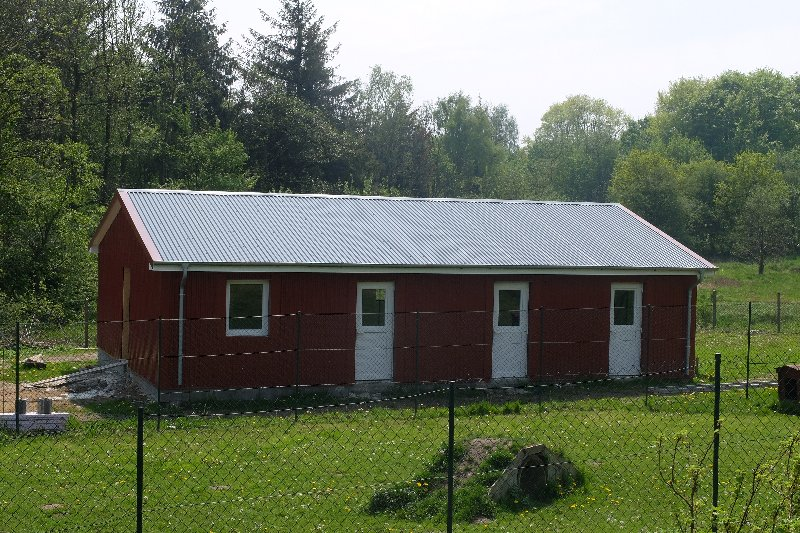 Kleintierhaus