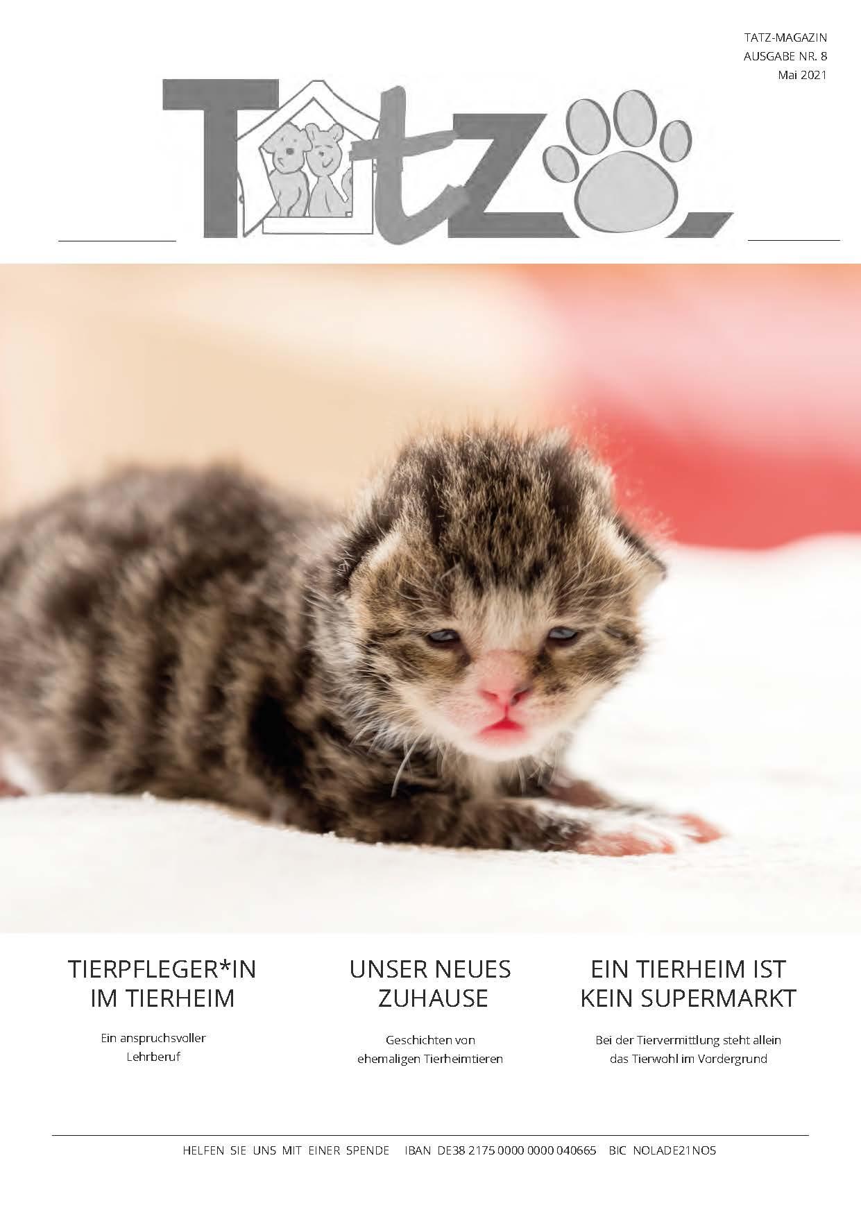 Titelblatt_Tatz_Nr_8